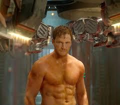 Chris Pratt Guardians