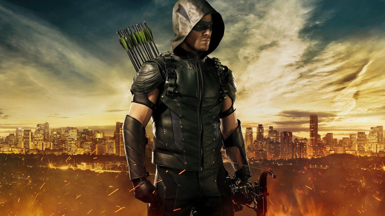 Arrow cuarta temporada