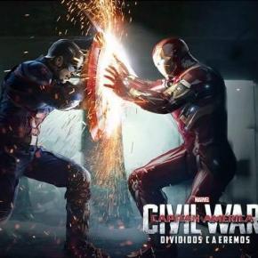 Captain America Civil War battle