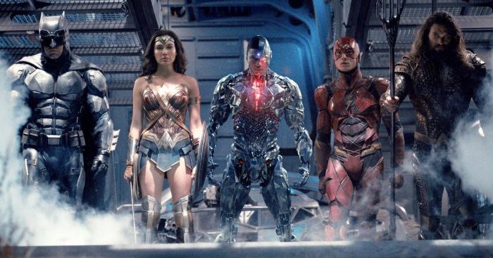 Justice League nueva