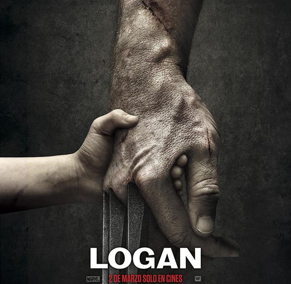 Wolverine Logan poster