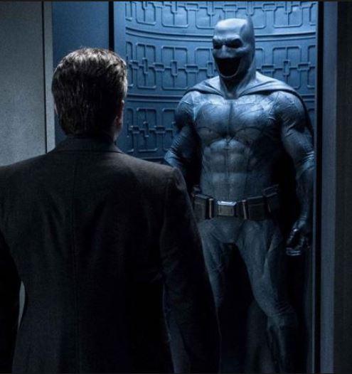 Batman no more