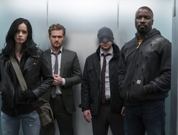 The Defenders_poster_2