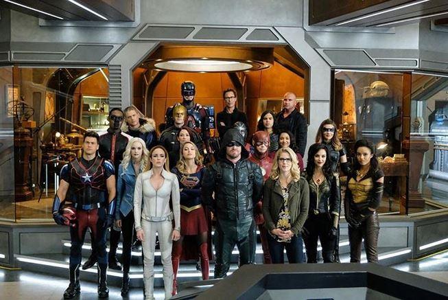 Green Arrow Crisis Earth X