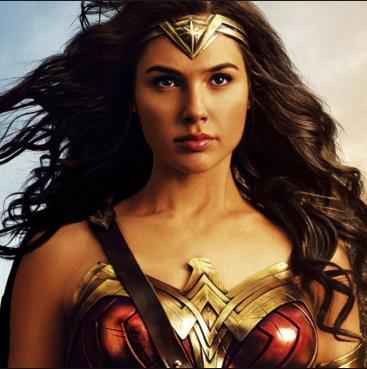 Wonder Woman 4x4