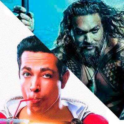 Shazam---Aquaman