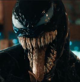 Venom boca abierta
