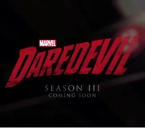 Daredevil serie logotipo