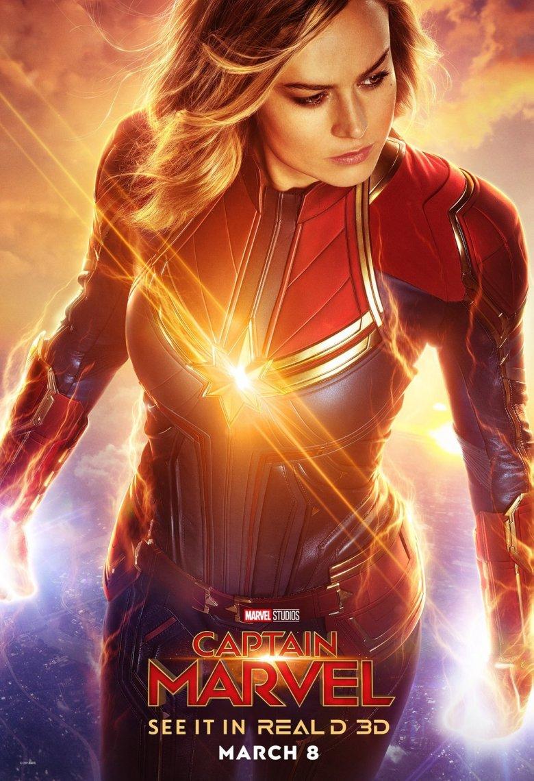Capitana Marvel Poster_03