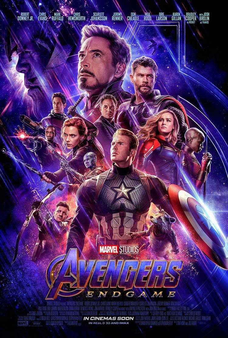 Avengers-Endgame_póster