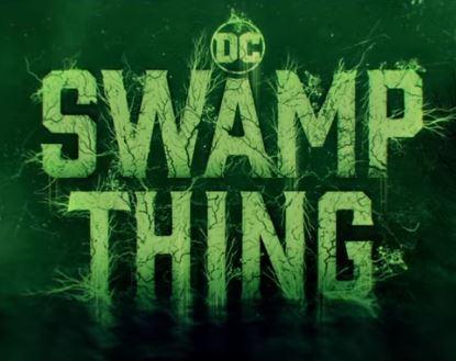 DC Swamp Thing logotipo