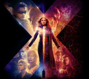 XMen Phoenix 4x4