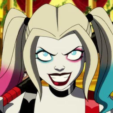 Harley Quinn 4 x4