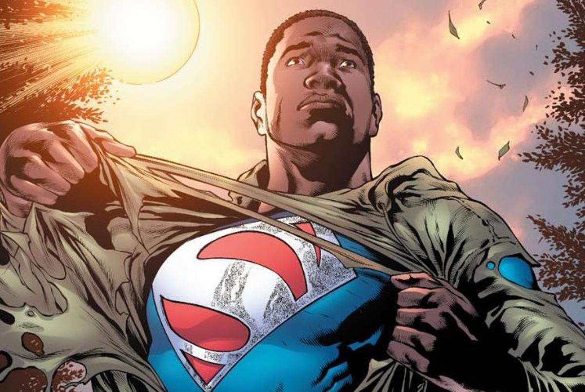 Black-Superman Calvin-Ellis- Earth 23