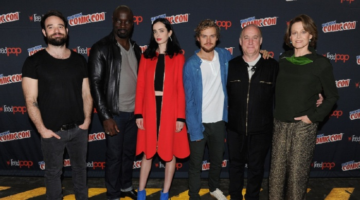 The Defenders Cast_2