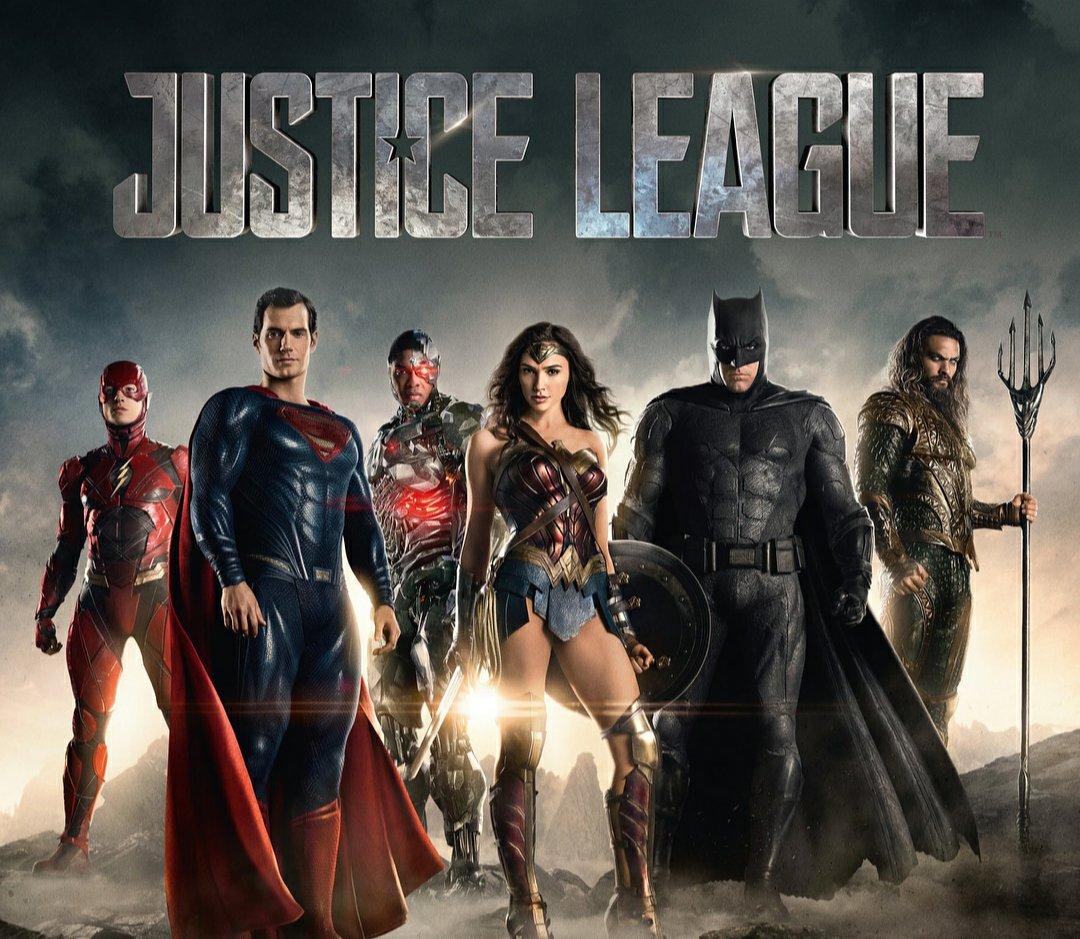 Justice League grupo_