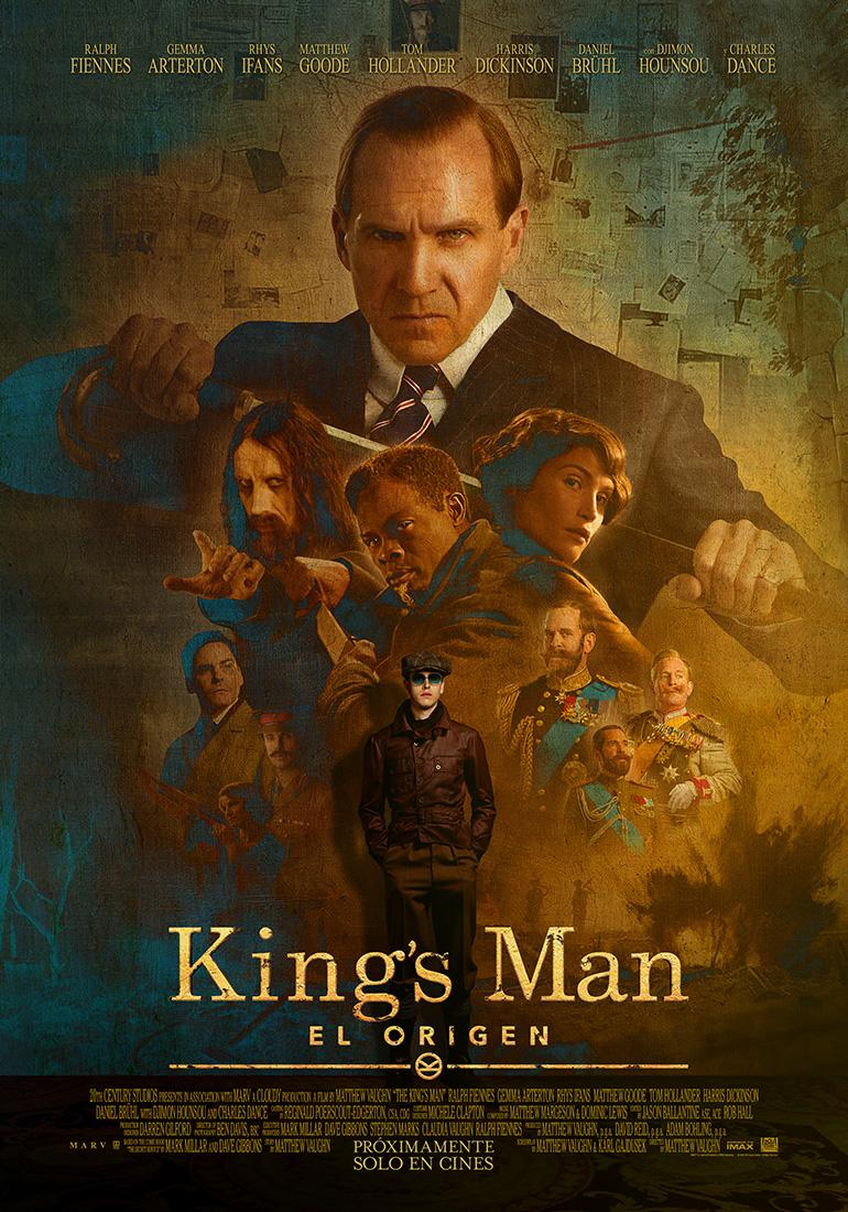 Kingsman el origen