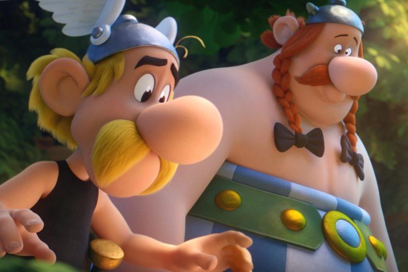 Asterix Obelix 3d