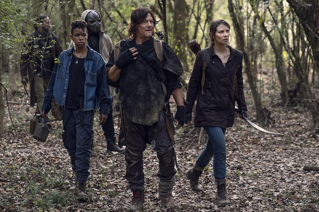 The Walking Dead 10 ext