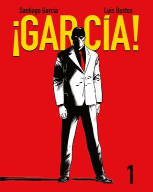 García comic